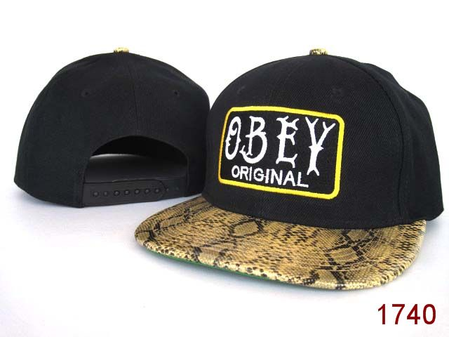 OBEY Snapback Hat SG21