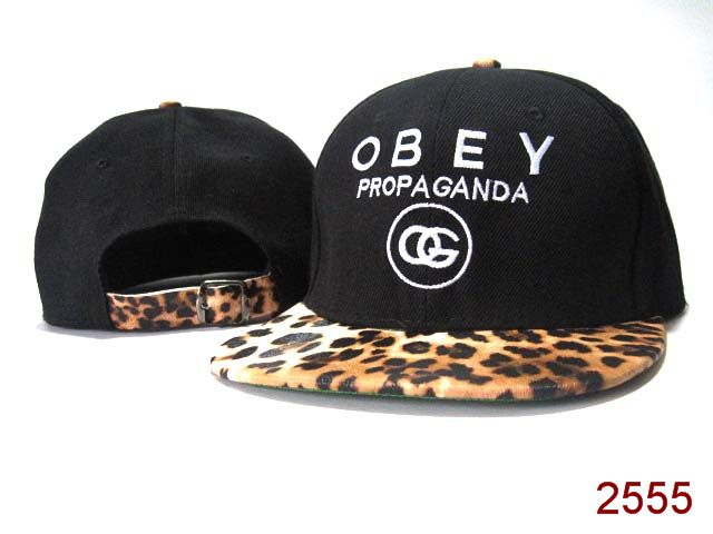 OBEY Snapback Hat SG23