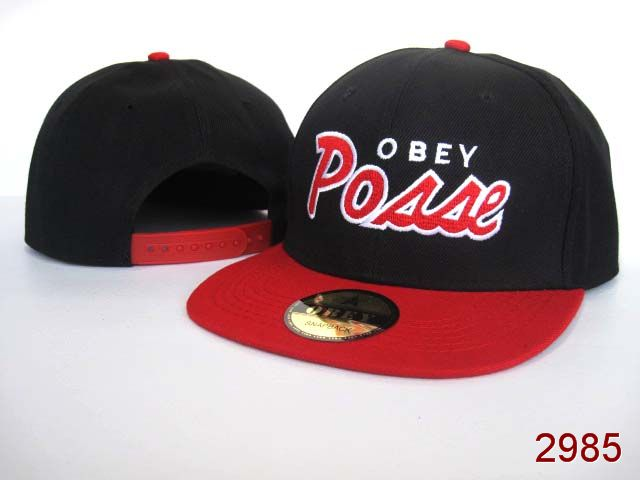 OBEY Snapback Hat SG26
