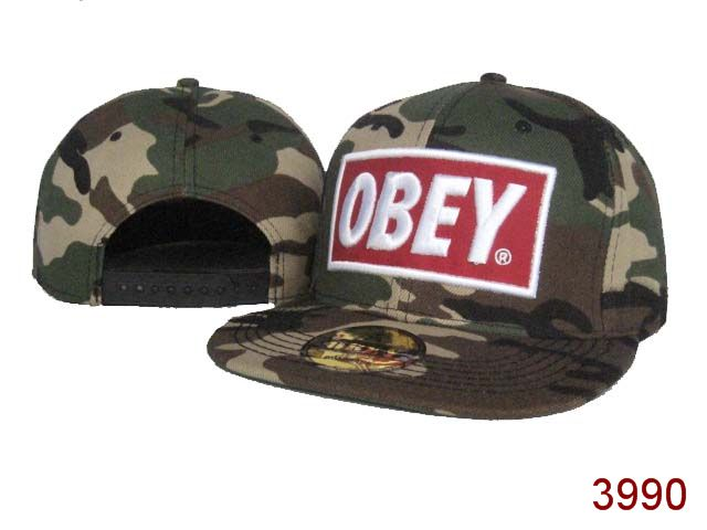 OBEY Snapback Hat SG31