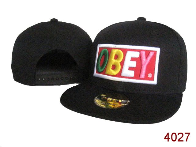 OBEY Snapback Hat SG32