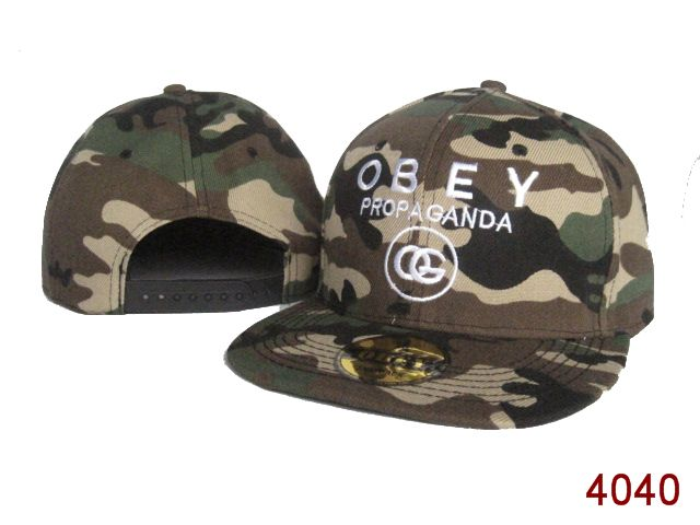 OBEY Snapback Hat SG34