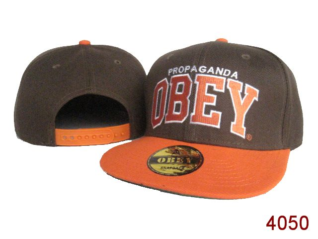 OBEY Snapback Hat SG35