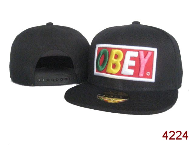 OBEY Snapback Hat SG36