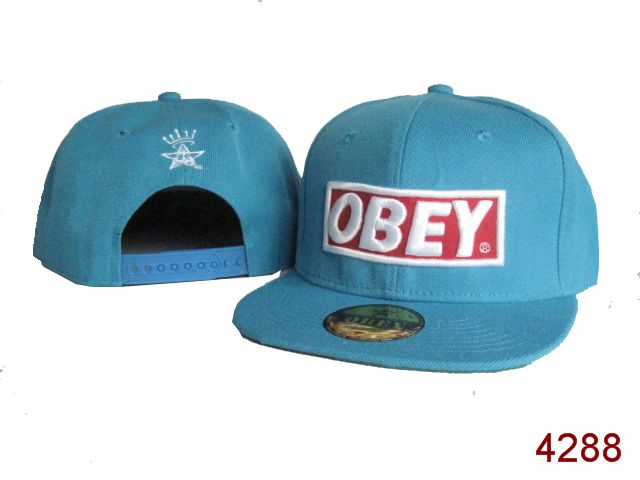 OBEY Snapback Hat SG38