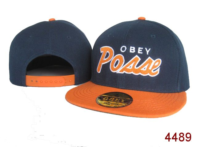 OBEY Snapback Hat SG41