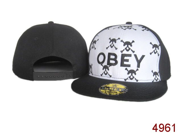 OBEY Snapback Hat SG45