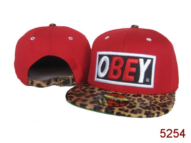 OBEY Snapback Hat SG47