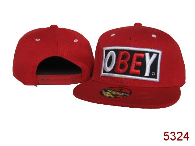 OBEY Snapback Hat SG50
