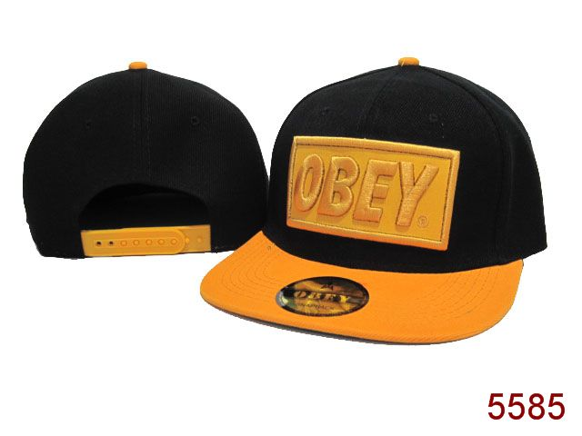 OBEY Snapback Hat SG52