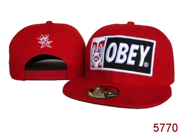 OBEY Snapback Hat SG54