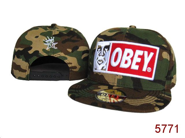 OBEY Snapback Hat SG55