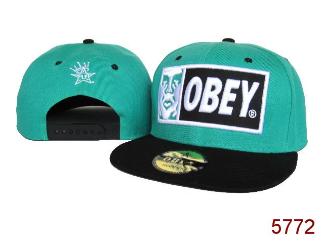 OBEY Snapback Hat SG56