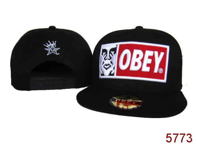 OBEY Snapback Hat SG57