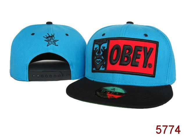 OBEY Snapback Hat SG58