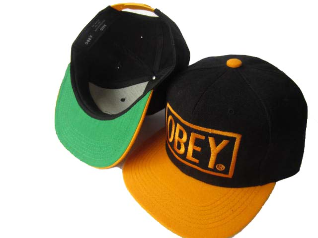 Obey Snapbacks Hat LX 01