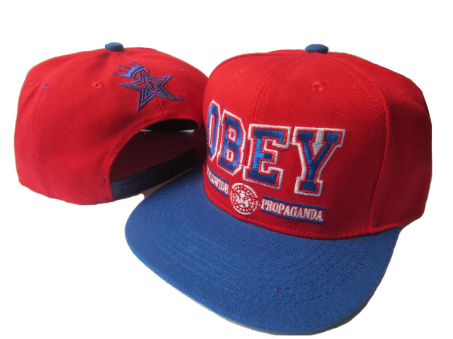 Obey Snapbacks Hat LX 08
