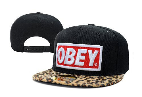Obey Snapbacks Hat LX 10