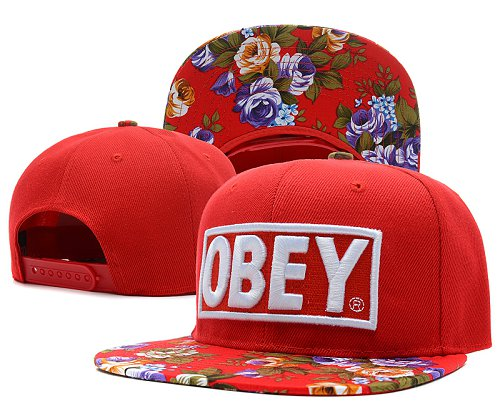 Obey Snapbacks Hat SD23