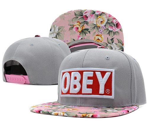 Obey Snapbacks Hat SD24