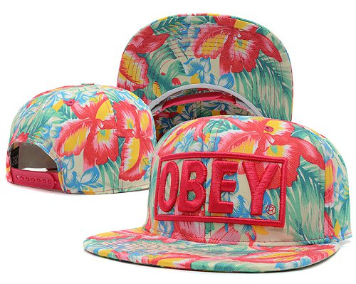 Obey Snapbacks Hat SD31