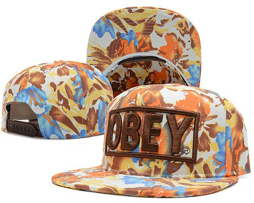 Obey Snapbacks Hat SD32
