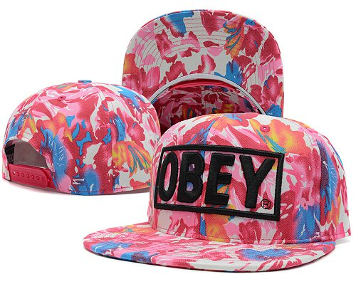 Obey Snapbacks Hat SD34