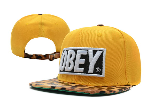 Obey Snapbacks Hat XDF 01