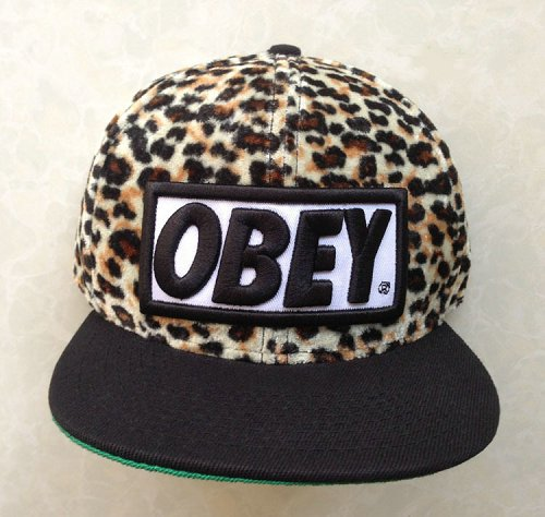 Obey Snapbacks Hat XDF 10