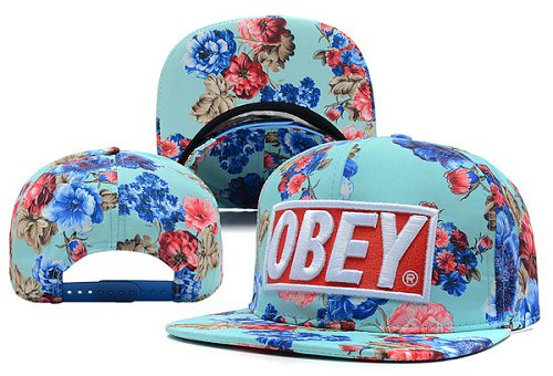 Obey Snapbacks Hat XDF 13