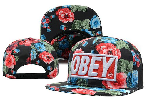 Obey Snapbacks Hat XDF 14