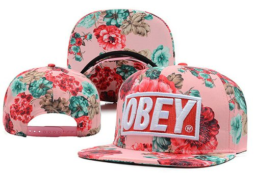 Obey Snapbacks Hat XDF 16