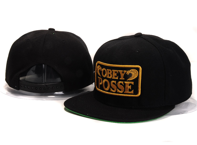 Obey Snapbacks Hat YS10