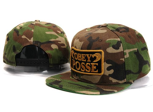 Obey Snapbacks Hat YS12