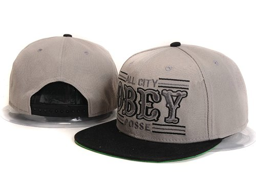 Obey Snapbacks Hat YS13