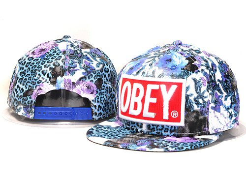Obey Snapbacks Hat YS16