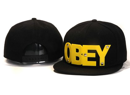 Obey Snapbacks Hat YS 9k4