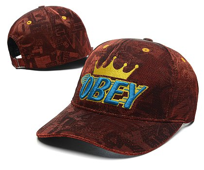 Obey Snapback Hat SG 140802 07