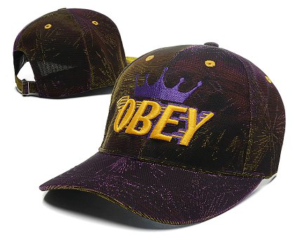 Obey Snapback Hat SG 140802 08