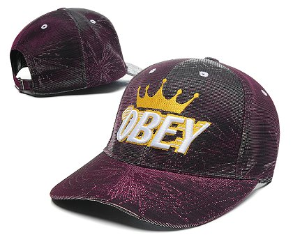 Obey Snapback Hat SG 140802 12