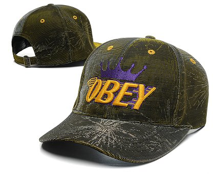 Obey Snapback Hat SG 140802 24