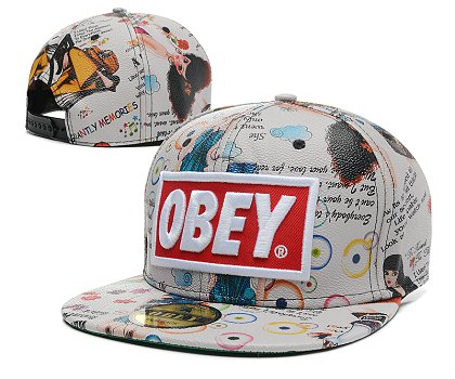 Obey Snapback Hat SG 140802 28