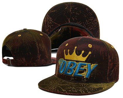 Obey Snapback Hat SG 140802 68