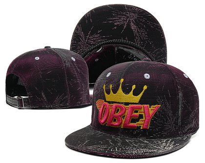 Obey Snapback Hat SG 140802 69