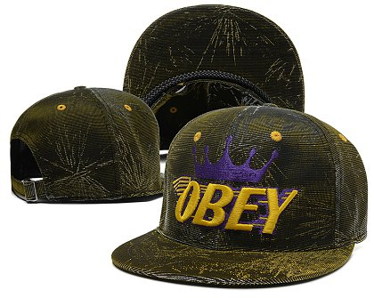 Obey Snapback Hat SG 140802 70