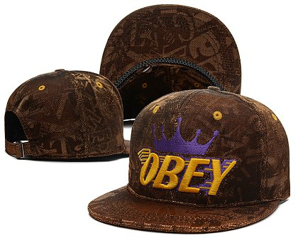Obey Snapback Hat SG 140802 71