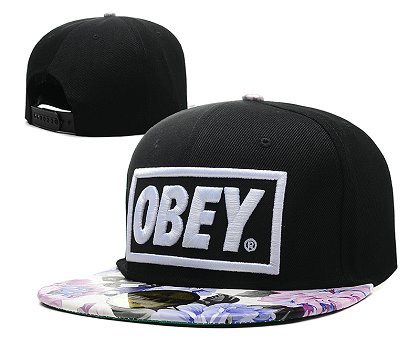 Obey Snapback Hat SG 140802 86