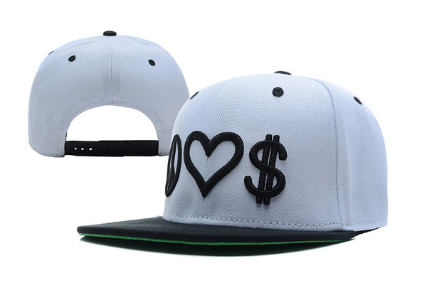 Peace Love Money Snapbacks Hat XDF 4