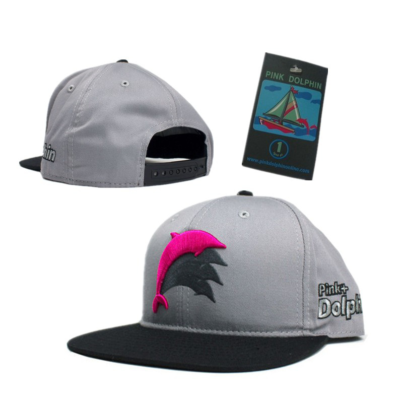 Pink Dolphin Hat GF 02