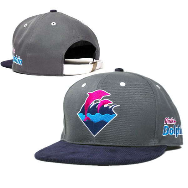 Pink Dolphin Hat GF 06